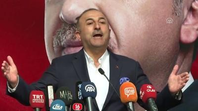 Dışişleri Bakanı Çavuşoğlu 'Bugün, Türkiye'nin dış politikasının temel prensibi yada çerçevesi 'Girişimci ve insani' politikadır'