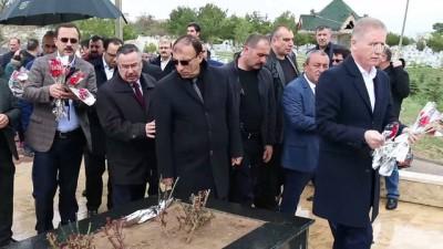 Yazıcıoğlu ile helikopter kazasında hayatını kaybedenler anıldı - SİVAS