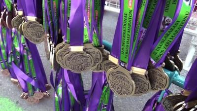 12. Uluslararası Tarsus Yarı Maratonu - MERSİN