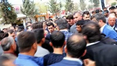 Gıda Tarım ve Hayvancılık Bakanı Ahmet Eşref Fakıbaba Suruç'ta