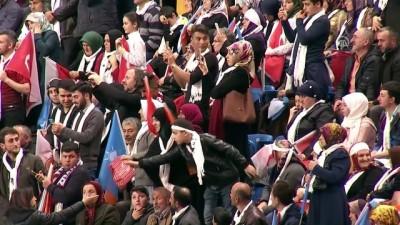 Cumhurbaşkanı Erdoğan: 'Türkiye'yi sevdiğimizi dünyalara bildirdikçe, birilerinin kaşları iniyor' - TRABZON