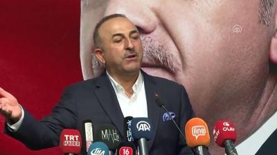Dışişleri Bakanı Çavuşoğlu 'Irak'ın yeniden inşası ve imarı için çalışacağız' - BURSA