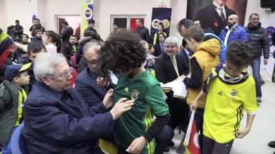 Fenerbahçe Kulübü Başkanı Yıldırım - BOLU