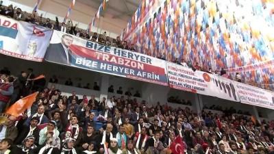 Cumhurbaşkanı Erdoğan: 'Birbirimizi Allah için sevelim' - TRABZON