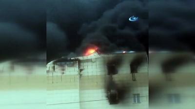 - Rusya'da AVM yangını: 5 ölü