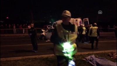 Ambulans ile otomobil çarpıştı: 5 ölü, 2 yaralı - KAYSERİ