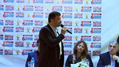 (TEKRAR) AK Parti Genel Başkan Yardımcısı Dağ - MHP ile ittifak - İZMİR