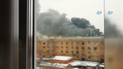 - Rusya'daki Avm Yangınında Ölü Sayısı 53'e Yükseldi