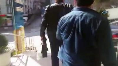 İstanbul'da, vergi müfettişi rüşvet alırken suçüstü yakalandı