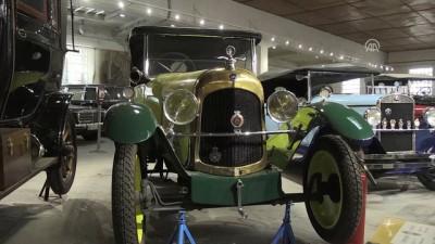 Klasik Otomobil Müzesi'nde tarihe yolculuk - BELGRAD