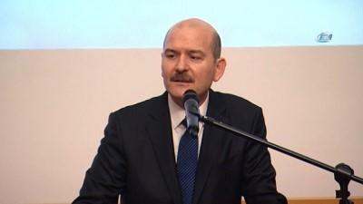 İçişleri Bakanı Soylu, 'Kaymakam Adayları Uyum Kursu' açılış töreninde konuştu