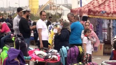 İranlılara 5 yıldızlı sokak pazarı
