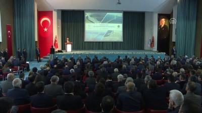 Arslan: 'Son 15 yılda yapılan çalışmalar, Cumhuriyet tarihi boyunca yapılanların yaklaşık 3 katı' - ANKARA