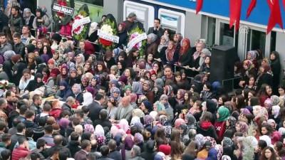 Denizli'deki trafik kazası - Hayatını kaybeden 5 kişinin cenaze namazı