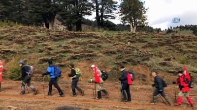 Sivaslı dağcılar, Yazıcıoğlu anısına Keş dağına tırmandı
