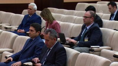 Bozdağ: 'TSK, Afrin'i gerçek sahiplerine teslim etmek için oradadır' - ANKARA
