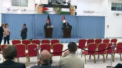 Filistin-İsrail barış müzakereleri için 'uluslararası kongre' çağrısı (1) - RAMALLAH