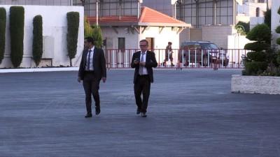 Fransa Dışişleri Bakanı Jean-Yves Le Drian, Filistin'de (1) - RAMALLAH