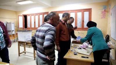 Mısır'da cumhurbaşkanlığı seçimleri - FAYYUM