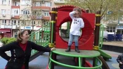 Denizliler 'Çocuk Parklarına Kamera Konulsun' kampanyasına destek verdi
