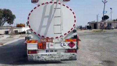 Mersin'de 43 bin 740 litre kaçak akaryakıt ele geçirildi