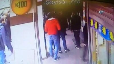 Levent'teki silahlı saldırının yeni görüntüleri ortaya çıktı