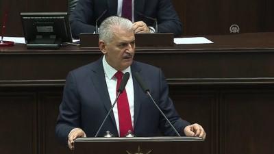 Başbakan Yıldırım: 'Buradan bir kez daha Avrupalı dostlarımıza sesleniyorum Türkiye bütün yükümlülüklerini yerine getirmiştir' - TBMM