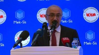 Bakan Elvan: ''Kaynak israfından kurtulmamız gerekiyor'' - ANKARA
