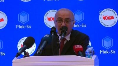 Bakan Elvan: ''Hedefimiz daha çok patent almak'' - ANKARA
