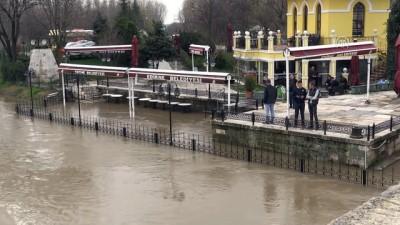 DSİ tıkanan Meriç Köprüsü'nün gözlerini temizledi - EDİRNE