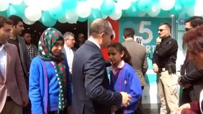 Siirt'te 5'inci Kitap Fuarı açıldı