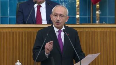 Kılıçdaroğlu: 'Dünyanın hiçbir devletinde, bir devletin bir başka devlete yüzde 60 oranında enerji bağımlılığı yoktur' - TBMM