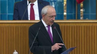 Kılıçdaroğlu: 'Türkiye'nin en temel sorunu, işsizlik' - TBMM