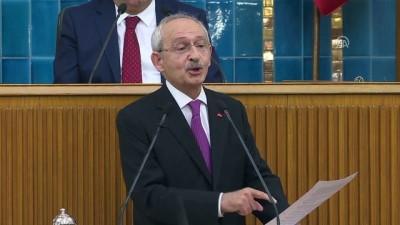 Kılıçdaroğlu: 'Adaleti çürütürseniz devleti çürütürsünüz' - TBMM
