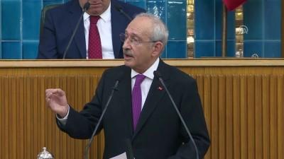 Kılıçdaroğlu: 'Siyasilerin Suriye ve Ortadoğu'da yaptığı bütün hataları Ordu düzeltmeye çalışıyor' - TBMM