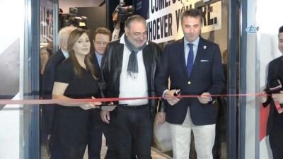 Beşiktaş TV, yeni merkezine taşındı