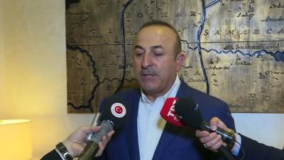 Dışişleri Bakanı Çavuşoğlu: 'Biz başından beri Afganistan'ın yanındayız' - TAŞKENT