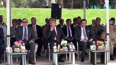 Büyükşehir Belediyesi İtfaiye Daire Başkanlığına 13 yeni araç - MARDİN
