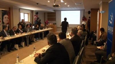 """Zonguldak'ta """"Butik Köy"""" projesi toplantısı yapıldı"""