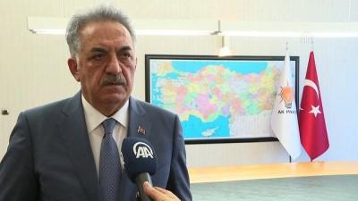 AK Parti Genel Başkan Yardımcısı Yazıcı'nın açıklaması - ANKARA