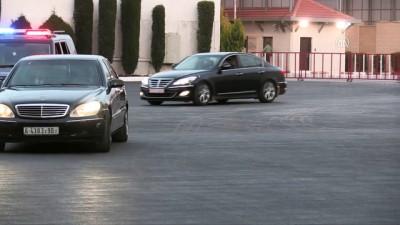 Abbas, Fas Dışişleri ve Uluslararası İşbirliği Bakanı Burita'yı kabul etti - RAMALLAH