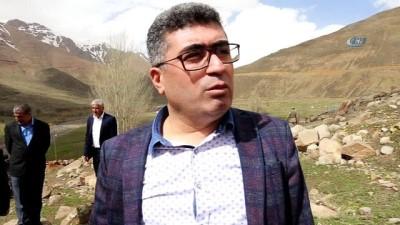 Kayyum Çetin, ilçenin 40 yıllık su sorununu çözdü