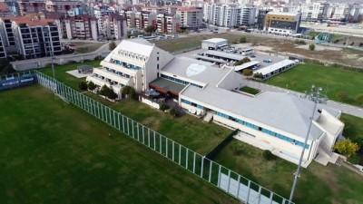 Bursaspor tesislerinde drift şoku