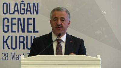 Bakan Arslan: ''Yollarımızı akıllandıracağız'' - ANKARA