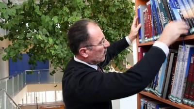 'Limon ağaçlı kütüphane' - GÜMÜŞHANE
