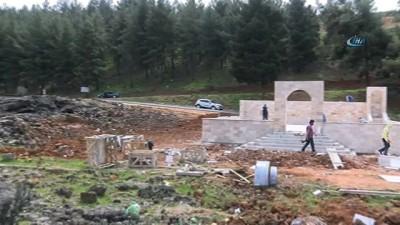 Afrin'den dönen askerler Süleyman Şah namazgahında şükür namazı kılacak