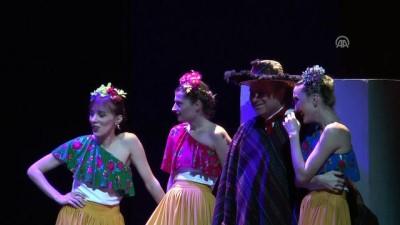 'Frida' balesi prömiyere hazırlanıyor - MERSİN