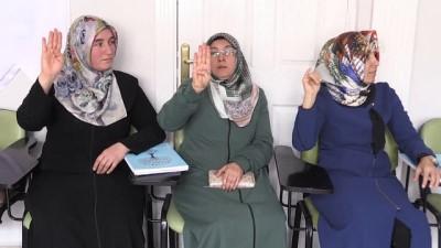 İmamlara işaret dili eğitimi - ADIYAMAN