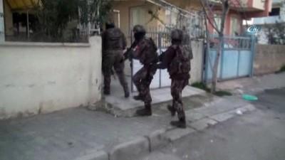 Gaziantep'te bombalı eylem hazırlığındaki terörist yakalandı