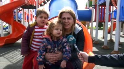 Sinop'tan 'Çocuk parklarına kamera konulsun' kampanyasına destek